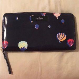 Kate Spade Hot Air Balloon Wallet